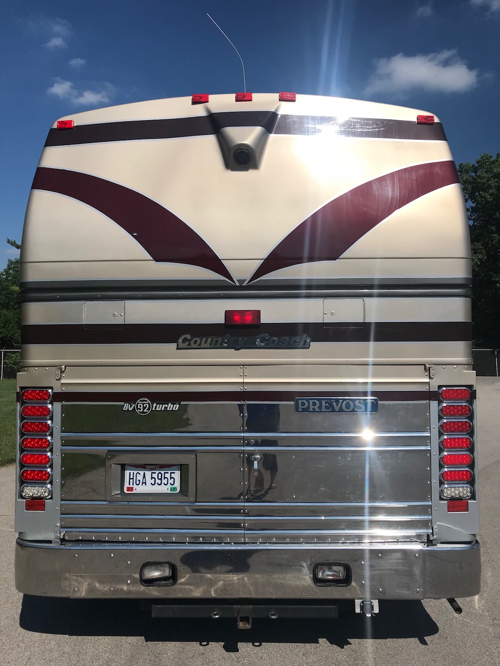 1992 Prevost Country Coach XL For Sale