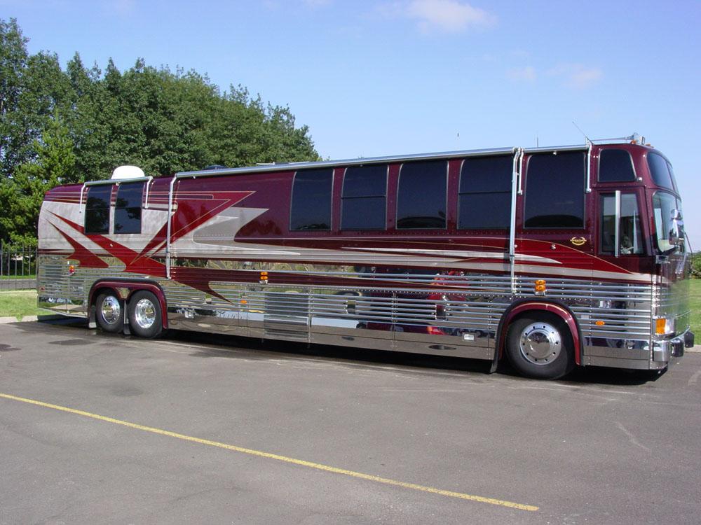 1999 prevost marathon coach for sale for Rv motor coaches for sale