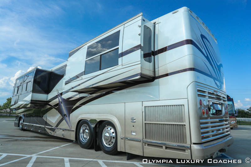 2002 Prevost American H3-45 For Sale