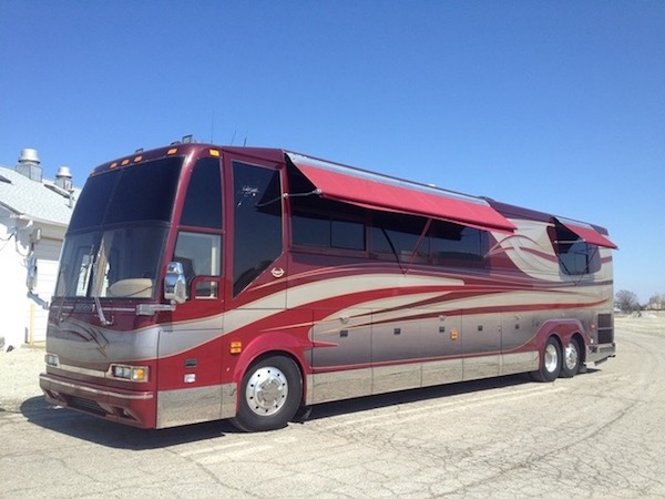 2002 Prevost Marathon H3-45 For Sale