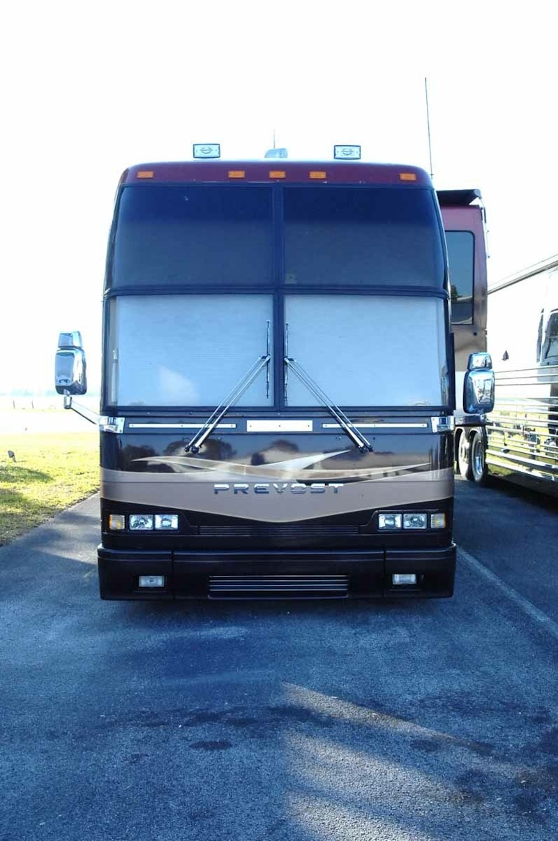 2003 Prevost Marathon H3-45 For Sale