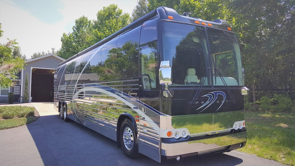 2007 Prevost Legendary XLII For Sale