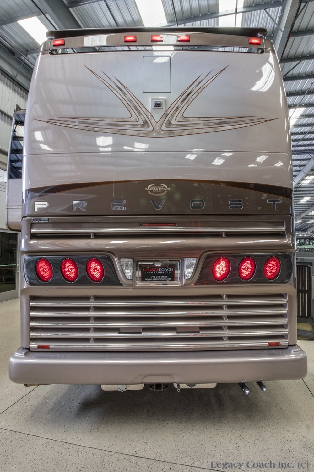 2007 Prevost Marathon H3-45 For Sale