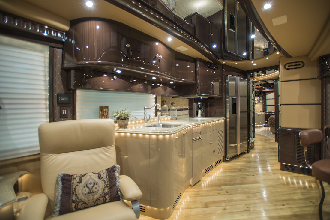 2008 Prevost Liberty H3-45 For Sale