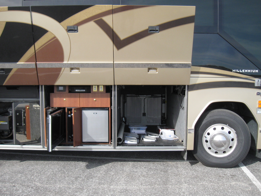 2008 Prevost Millennium H3-45 For Sale