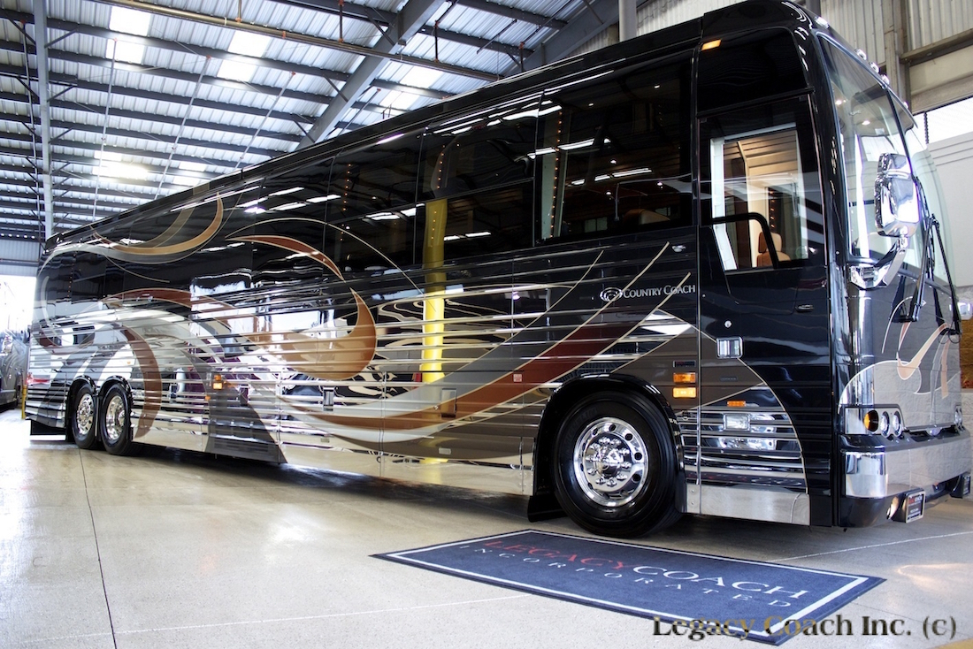 2009 Prevost Country Coach XLII For Sale
