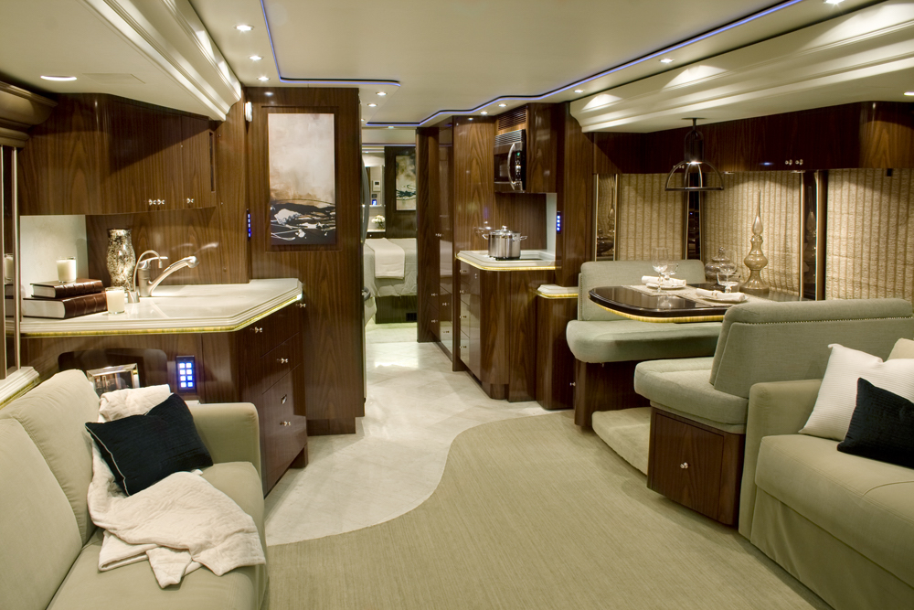 2009 Prevost Marathon H3-45 For Sale