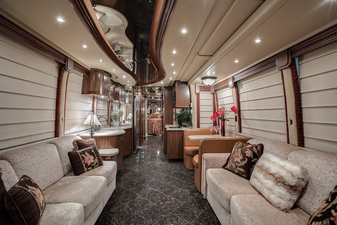 2010 Prevost XLII For Sale
