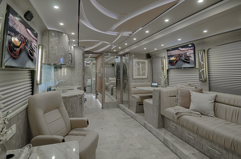 2015 Prevost Florida Coach X3double Slide