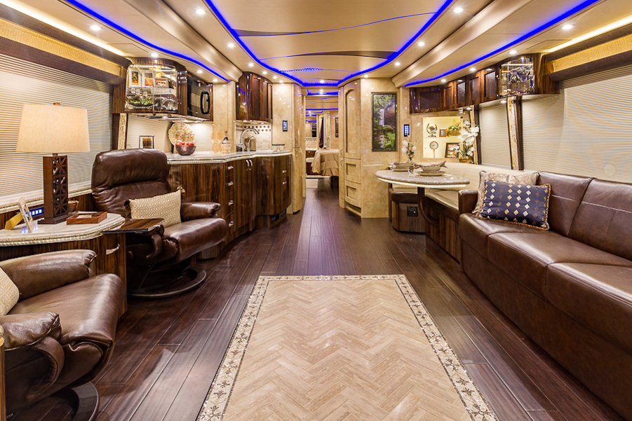 2016 Prevost Marathon H3-45 For Sale
