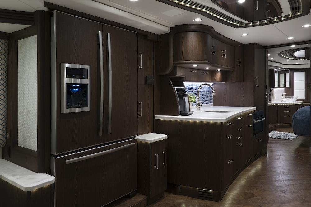 Motorcoach For Sale >> 2017 Prevost Liberty Elegant Lady H3-45Quad Slide # 5304