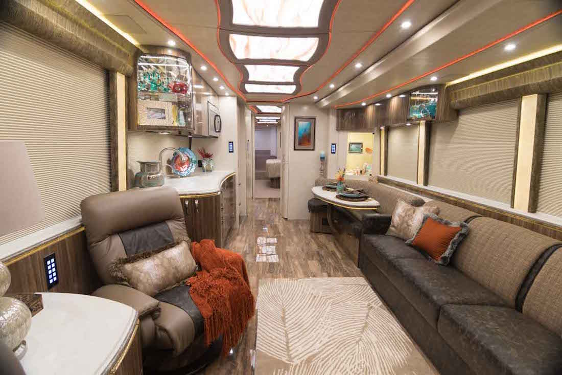 2017 Prevost Marathon X3 For Sale