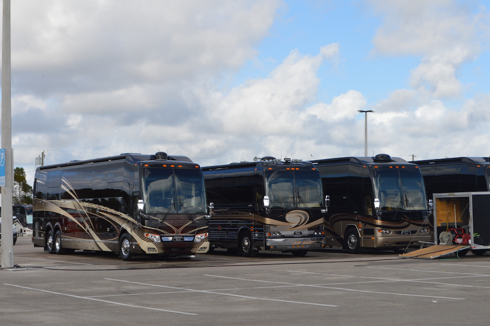 2018 Prevost Motorhome Expo West Palm