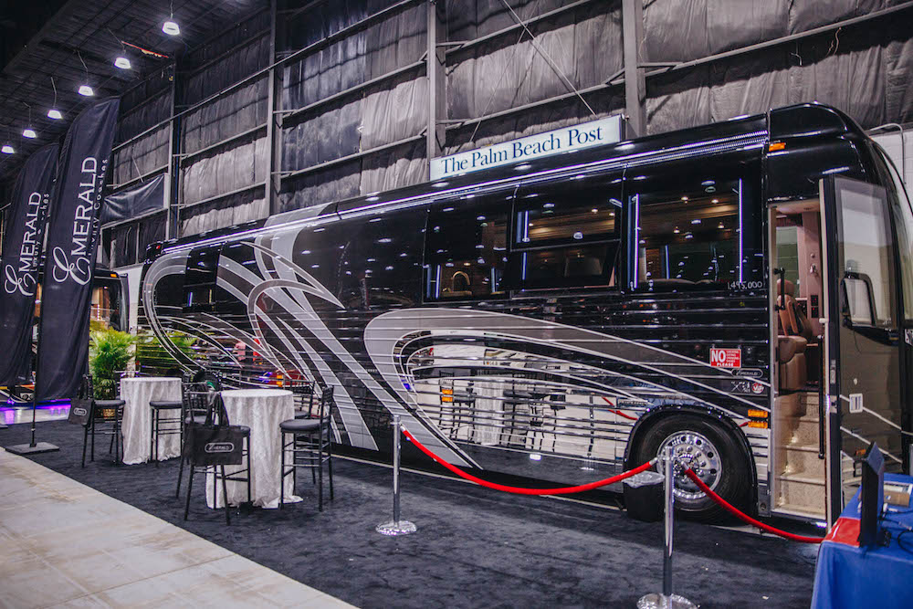 2018 Prevost Motorhome West Palm