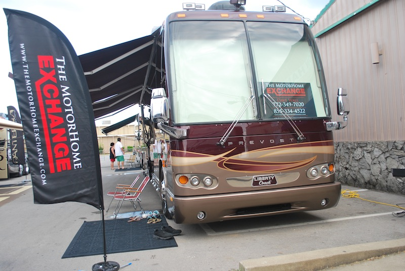 Prevost Owners Group Rally Nashville 2013