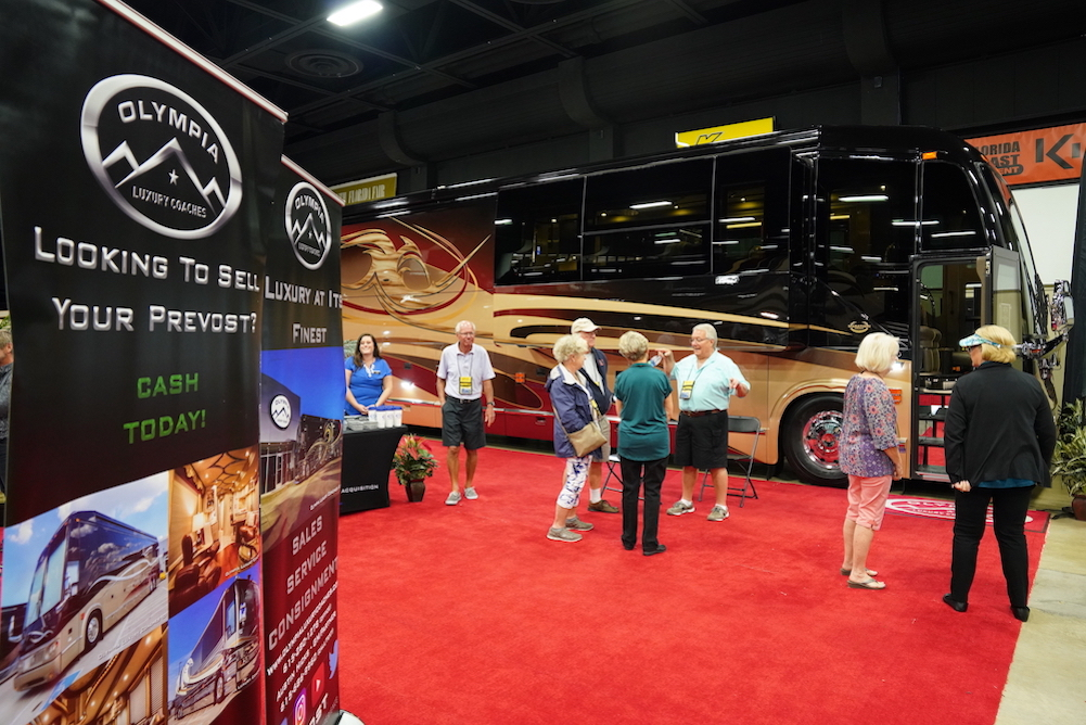 2019 Prevost west Palm Beach