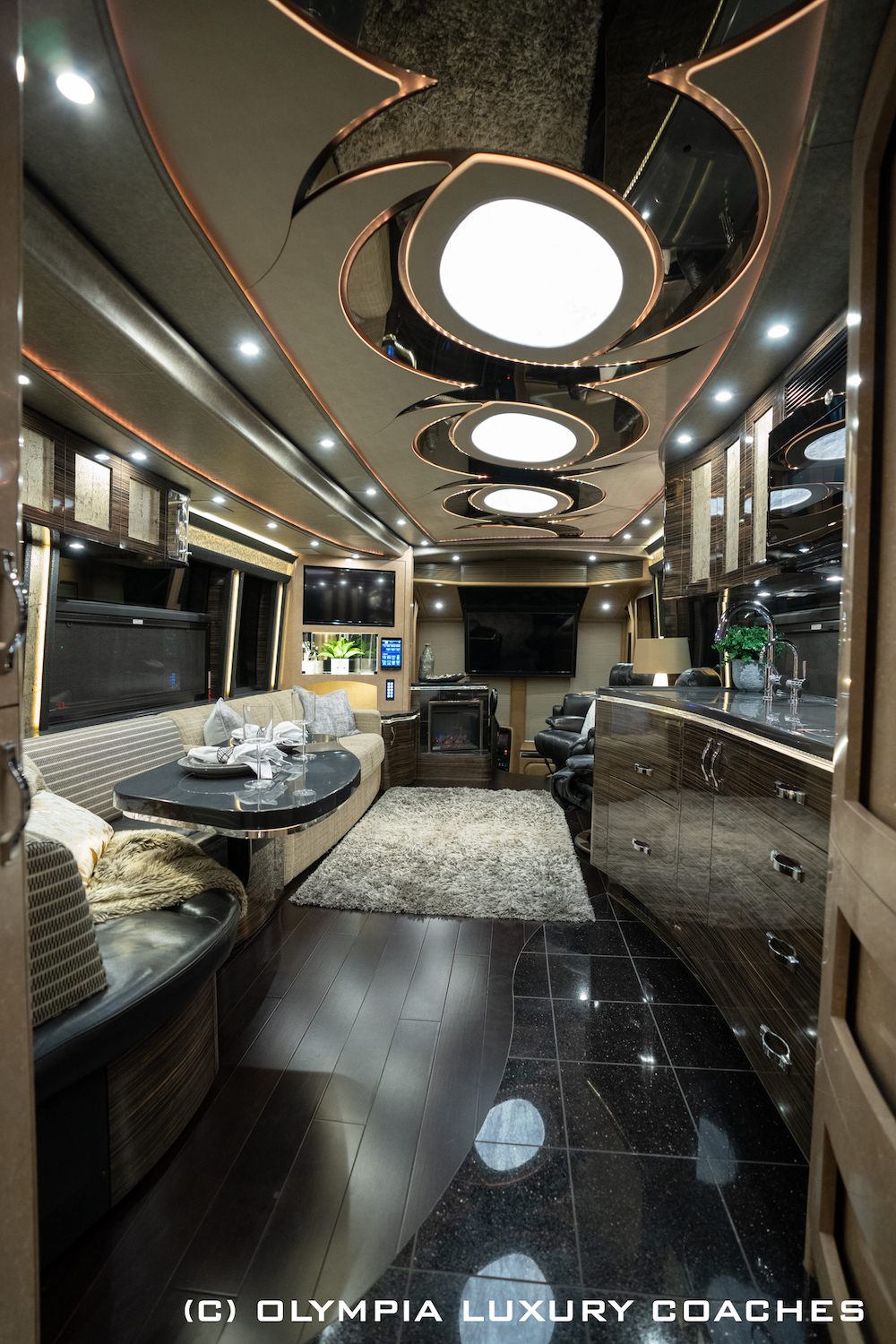 2016 Prevost Olympia H3-45 For Sale